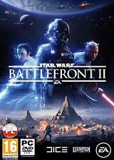 STAR WARS BATTLEFRONT II 2 PL PC DVD POLSKA WERSJA POLSKI DUBBING POLISH NOWA