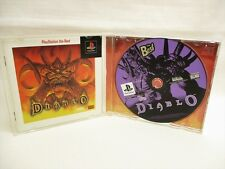 DIABLO the BEST Item Ref/cbc PS1 Playstation PS Japan Game p1