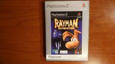 2196 Playstation 2 Rayman Revolution PS2 PAL