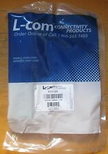 L-COM KIT Harmonica & Cable 620-1119 TELCO CABLE 180-1092 MALE 370-1028 EC412M
