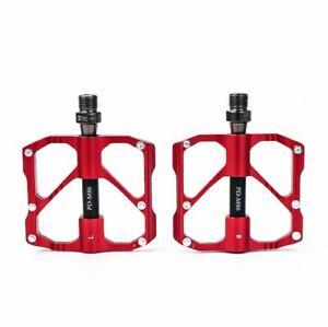 Promend Ultralight MTB Mountain Bike Pedal Aluminum Road Bicycle Pedal 3 Bearing