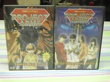 project arms dvd lot anime