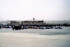 SG425 35mm Slides 1954 Group of 23 Savannah Car Races Red Border Kodachrome