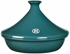 Emile Henry Tajine 27 cm EH975626 Bleu Flamme - 1,80 L