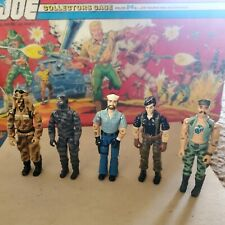 Vintage GI Joe Lot - 5 classic figures