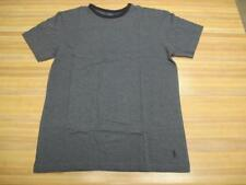 RALPH LAUREN MEN'S T-SHIRT SLEEPWEAR CREW NECK UNDER SLEEP SHIRT GRAY LARGE L