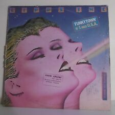 "33T LIPPS INC Vinyl LP 12"" MOUTH TO MOUTH FUNKITOWN N° 1 USA -CASABLANCA 9128042"