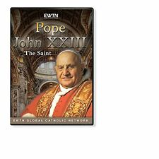 POPE JOHN XXIII THE SAINT: AN EWTN DVD