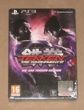 Tekken Tag Tournament 2 We Are Tekken Edition PS3 PAL European New Limited Rare