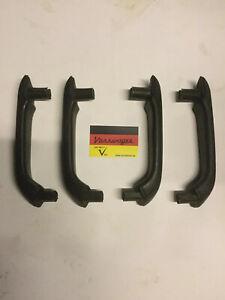 VW GOLF JETTA MK2 3DR 5DR SET OF 4 FRONT REAR LEFT RIGHT INNER DOOR PULL HANDLES