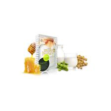 Voesh Deluxe Pedicure Milk Honey  Pedi in a Box 6 in 1 Kit