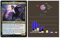 Yuriko, the Tiger's Shadow - EDH Deck - Budget Focused - Ninjas & Unblockable