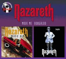 Nazareth - Move Me / Boogaloo [New CD] UK - Import