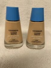 Covergirl Clean Oil free Liquid Foundation #510 Classic Ivory