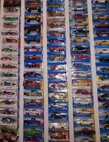 HOT WHEELS MIXED LOT OF 35 Cars,Trucks & Motorcycles *NOS* YRS VARY