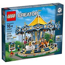 LEGO Carousel Set 10257 Expert Creator 2017 Fair Carnival NEW
