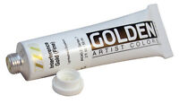 Golden Heavy Bodied Acrylic Colours Paint Interference - Choose Size/Colour
