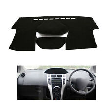 FLY5D Dashmat Dashboard Mat Dash Board Cover Pad For TOYOTA Yaris 2001-2012