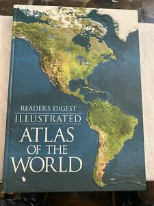 Illustrated Atlas of the World by Reader's Digest (Hardback, 1999)