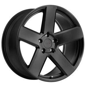 TSW Bristol 17x8 5x120 +35mm Matte Black Wheel Rim