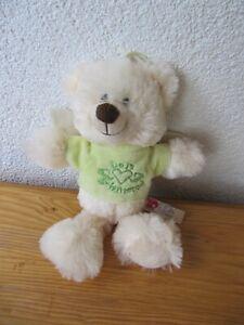 Morgenroth Eisbär Teddy Bär 28 cm Schutzengel Plüschtier Stofftier Kuscheltier