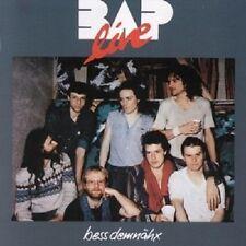 """BAP """"BAP LIVE-BESS DEMNÄHX"""" 2 CD NEUWARE"""