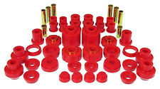 PROTHANE Total Suspension Complete Bushing Kit Ford F-150 F150 87-96 2WD (RED)
