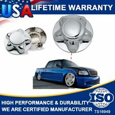 "Chrome Wheel Hub Center Cap W/ 7.8"" For Ford F-150 & Expedition 97-00 4.6 5.4 V8"