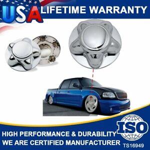 "Chrome Wheel Hub Center Cap W/ 7.8"" For Ford F-150 & Expedition 97-00 4.6 5.4 V8"