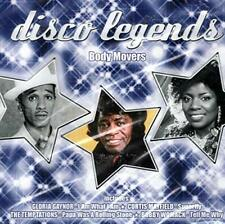 Disco Legends-Body Movers - Various