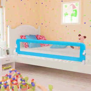Sponde Letto di Sicurezza per Bambini Blu in Poliestere varie dimensioni