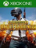 🔑 PlayerUnknown's Battlegrounds PUBG Xbox One Digital Download 🔑25 Digit CDKey