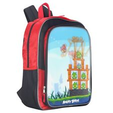 Angry Birds 16 inch Backpack - Red and Black by Accessory Innovations