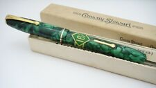 More details for nos rare conway stewart 115, brilliant green, ink pencil, in box with sticker