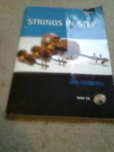 Violin Book 1 -  Strings in Steps
