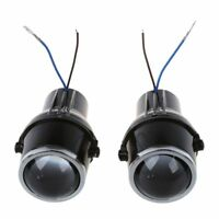 New 2 Pcs 55W H3 Universal HID Xenon Halogen Fog Light Bulb Lamp Car Auto Len SS