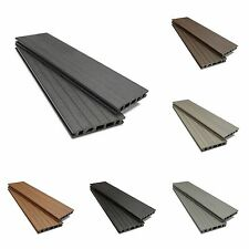 Composite Decking Sample Pack Wood Plastic Composite Ecoscape Forma all colours