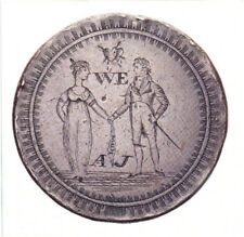 "Love Token ""We"" 1814 - Valentines - Anniversary -  Greeting Card"