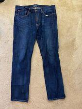 Lucky Brand Jeans 121 heritage Slim Stretch Denim Men's Size 36 x 32