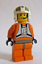 Lego DUTCH VANDER Rebel Pilot Minifigure Star Wars 7150 7152 Y-Wing