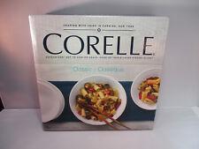 Corelle Classic Winter Frost Vitrelle White Pasta Salad Bowls 5 Pieces NIB