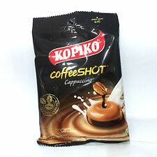 New Kopiko Cappuccino Coffee Hard Candy Strong Rich Creamy 27 G Aromatic Tasting