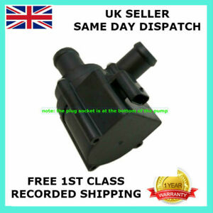 NEW PARKING ADDITIONAL WATER PUMP FOR SKODA AUDI SEAT VW 704071710 5Q0965561B