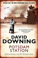 Potsdam Station-David Downing