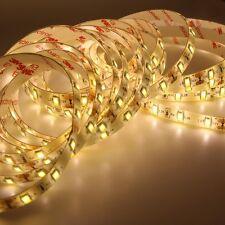 5m 5630 5730 Led Strip Light  Waterproof 300 LED Tape flexible lamp warm white
