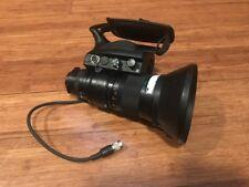 FUJINON LYNX II A18x8.5BERM-28C  1:1.7/8.5-153mm TV Zoom Lens