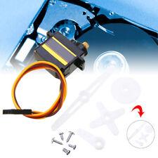 1 set EMAX ES08MA II 12g/1.8kg/10sec Mini Metal ES08 Gear Servo High-speed Tool