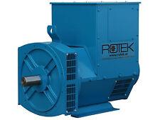 Stromerzeuger ohne Motor YHG-50-PMG 400V 50kW 3-phasig Synchron Generator AVR