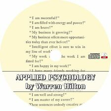 Applied Psychology {12 Volumes on Personal & Business Efficiency} Book on CD