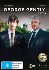 George Gently : Series Season 4 (DVD, 2015, 2-Disc Set) New  Region 4